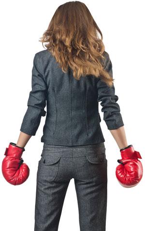 kickboxing-businesswoman