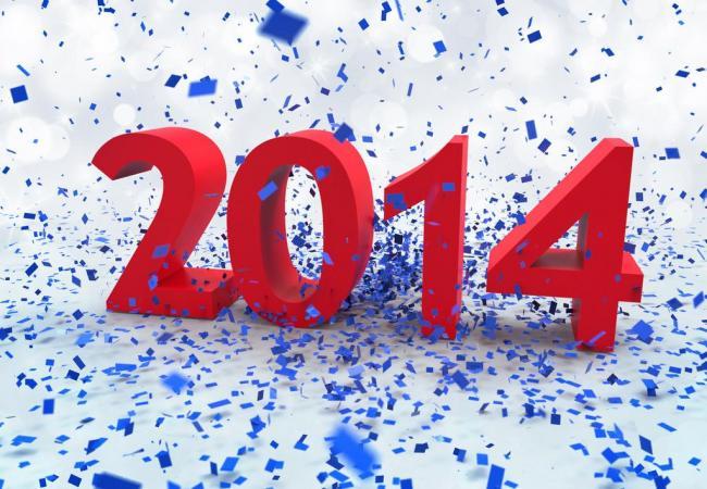 2014 confetti