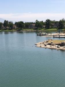 irvine CA lake